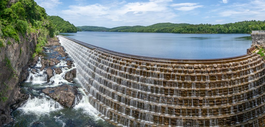 New Croton Dam, Westchester County