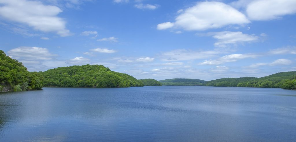New Croton Reservoir, Westchester County